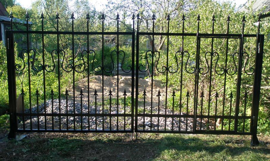 Ворота дачные двери металлические в санкт петербурге купить ворота в улан удэ цены